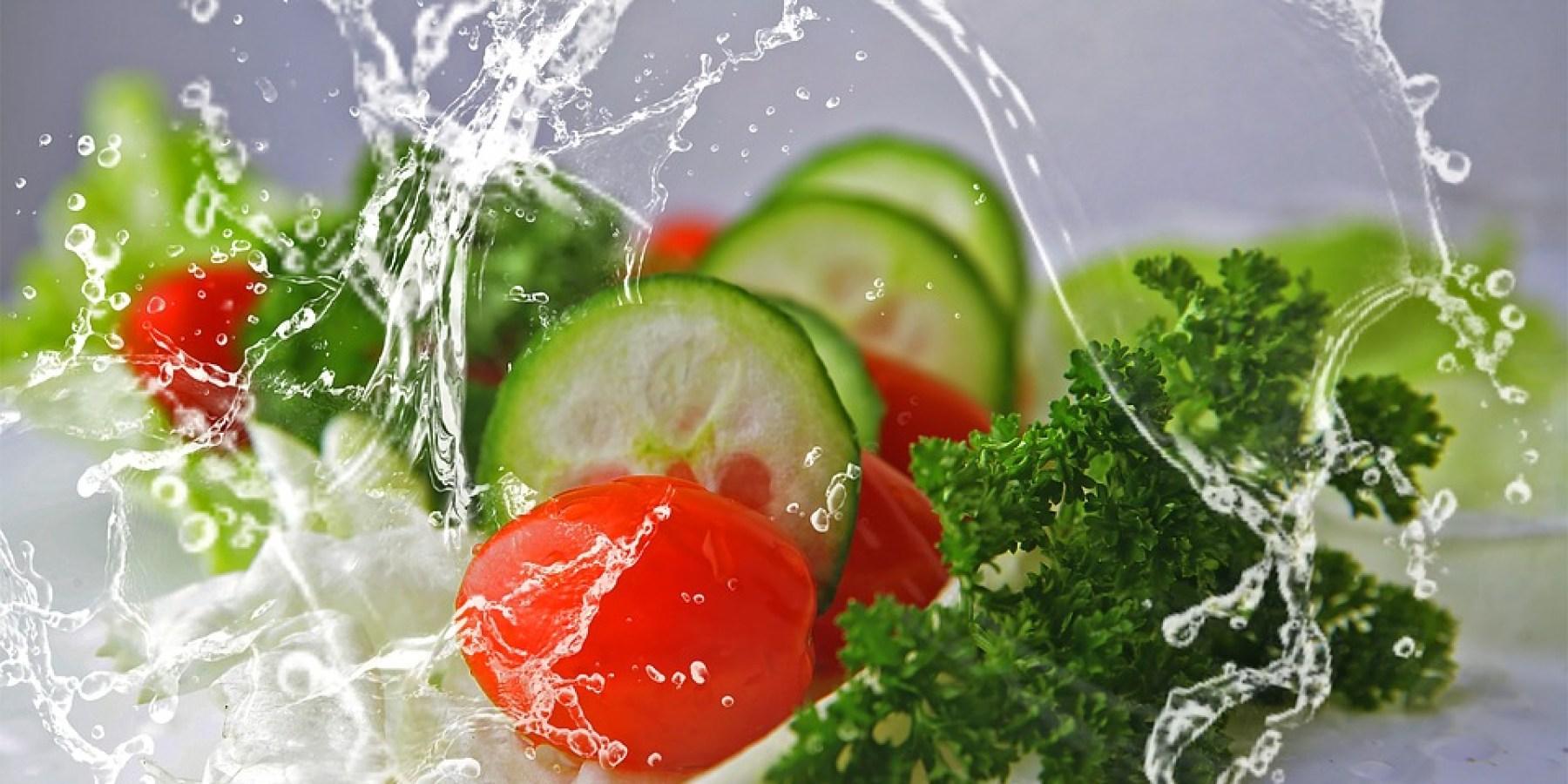 Für 70 Prozent ist Ernährung ein zentraler Faktor für ein langes Leben