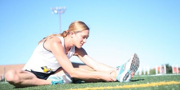 Die Muskeln um das Sprunggelenk trainieren