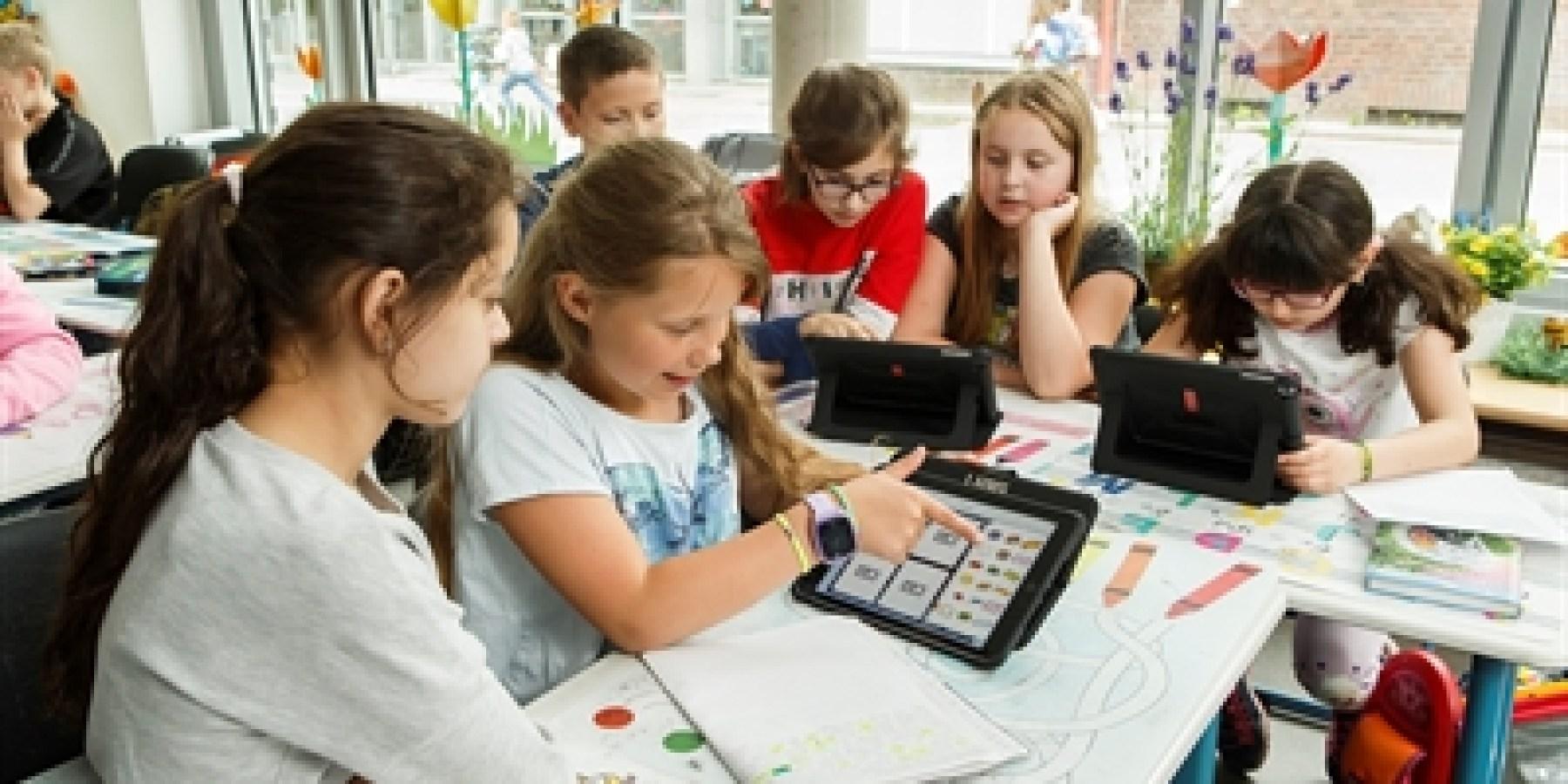 Wie steht es mit der Computerausstattung an Münsters Schulen?