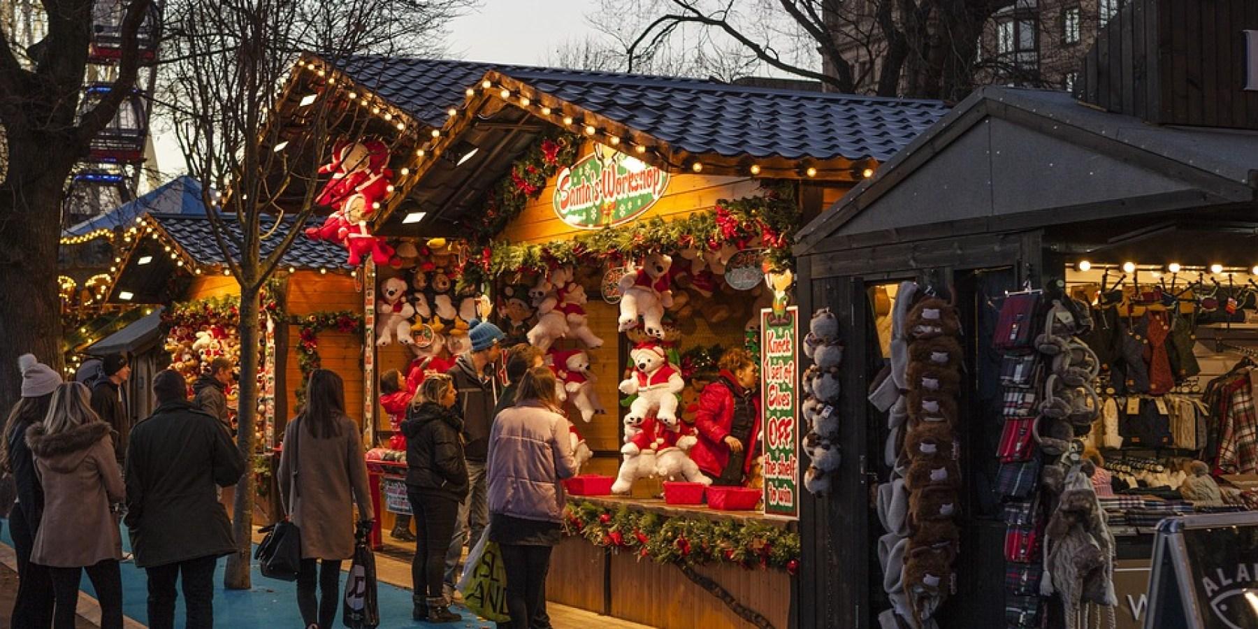 Verein darf Weihnachtsmarkt am Kiepenkerl veranstalten
