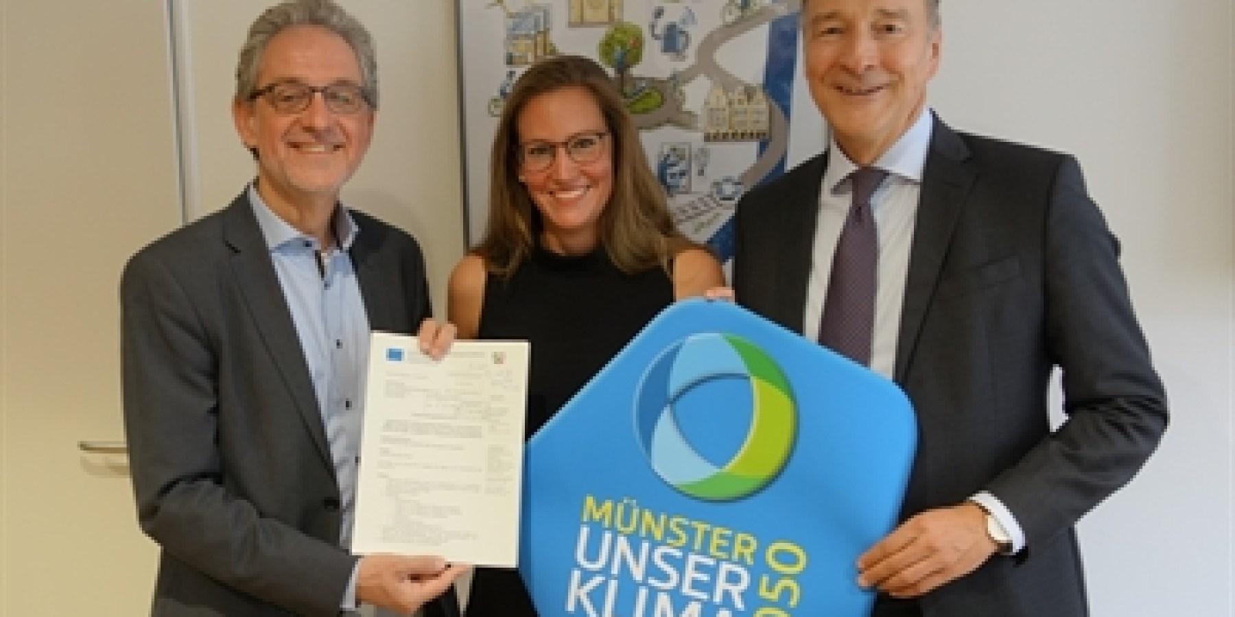 """""""Lernen von den Profis"""": Fördermittel für Klimaschutz-Projekt"""