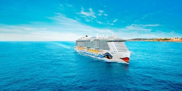 2018 ging mit AIDAnova das weltweit erste LNG-Kreuzfahrtschiff auf Reisen
