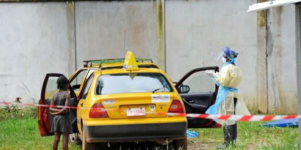 """""""Aktion Deutschland Hilft"""" leisten Hilfsmaßnahmen zur Eindämmung der Ebola-Epidemie"""