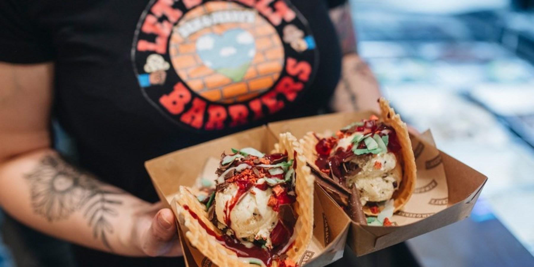 Ben & Jerry's eröffnet mit dem Schöner Döner erstes Café in Berlin