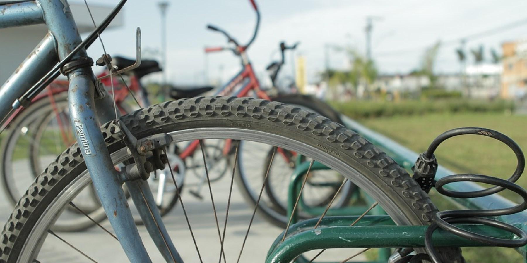 Zwei Fahrraddiebstähle im Bahnhofsumfeld