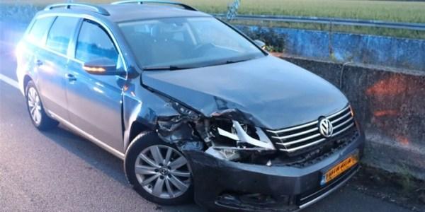 Auffahrunfall auf A43 bei Senden – 21-Jährige schwer verletzt