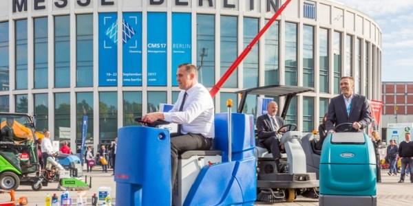 Digitalisierung, Nachhaltigkeit und Künstliche Intelligenz sind die Innovationstreiber in der Reinigungsbranche