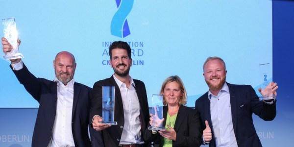 CMS Purus Innovation Award 2019 verliehen