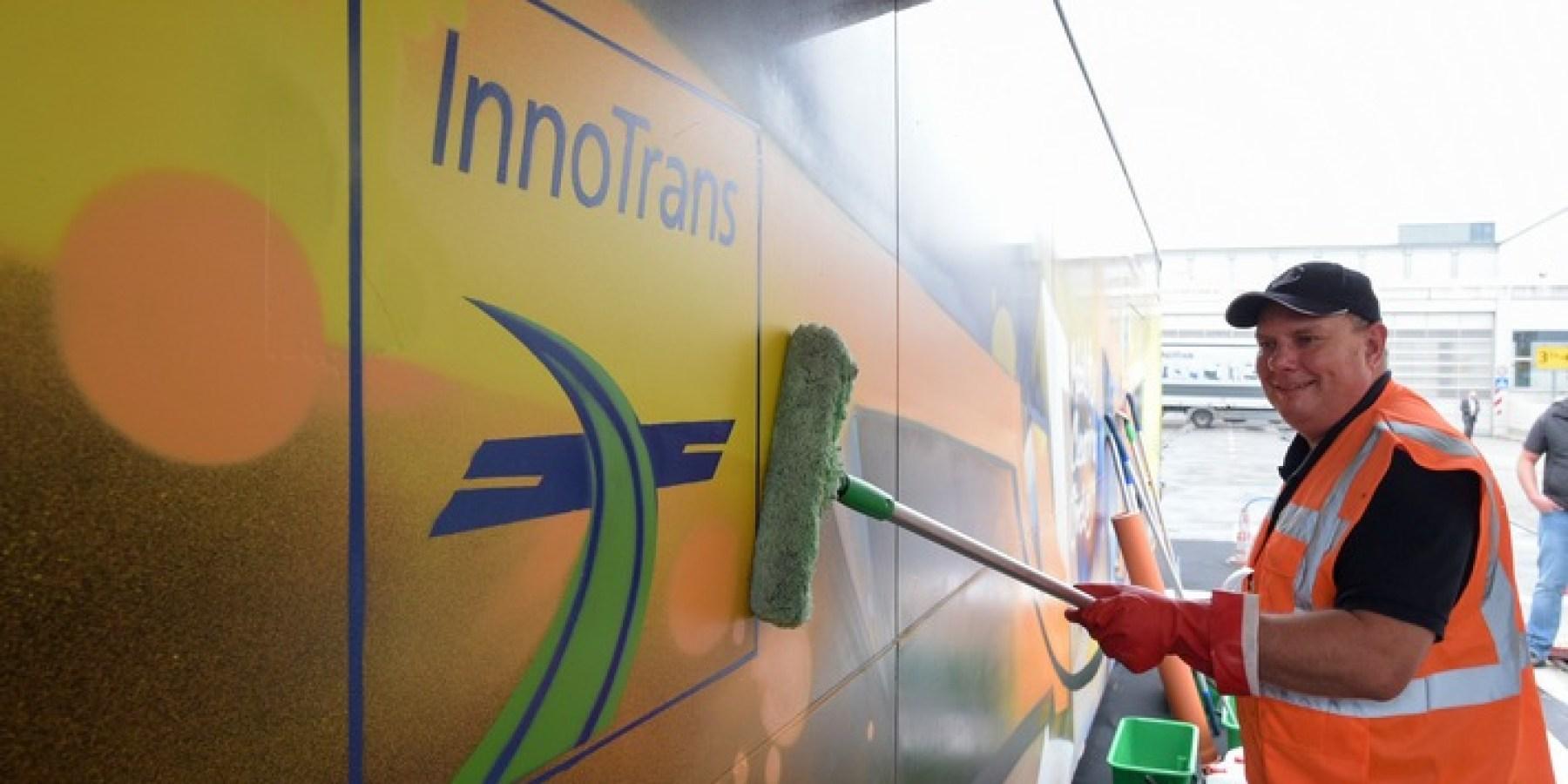 Zukunftsweisende Synergien zwischen Reinigungsindustrie und Verkehrsbranche