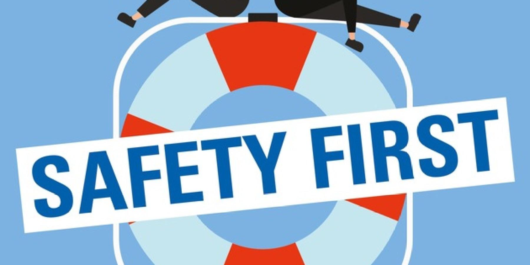 Podcast Safety First: Trends von der it-sa 2019