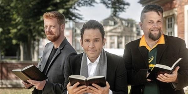 Männergeschichten, wie sie im Buch stehen