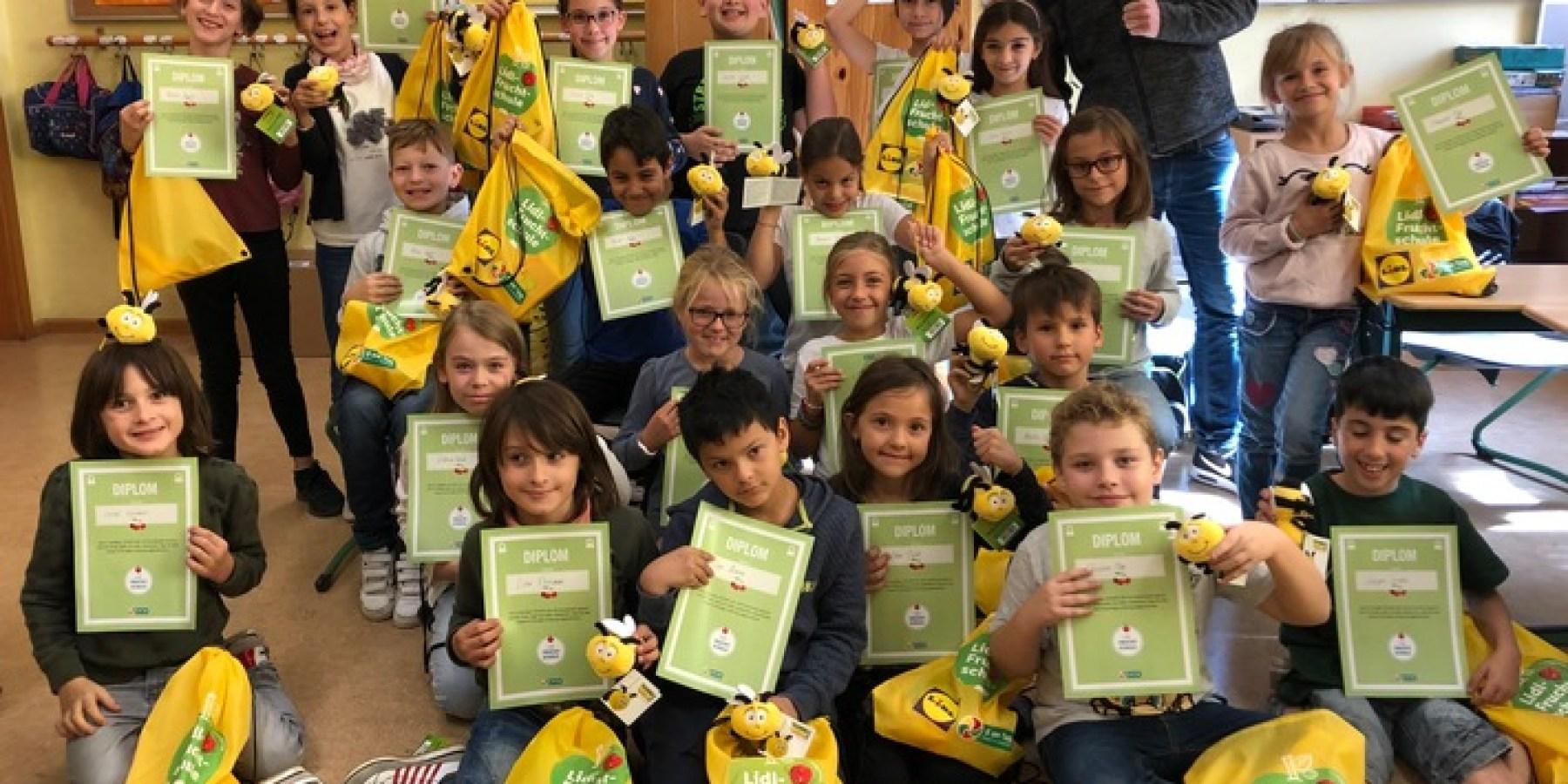 Pilotprojekt Ernährungswerkstatt – Fruchtschule ins neue Schuljahr gestartet