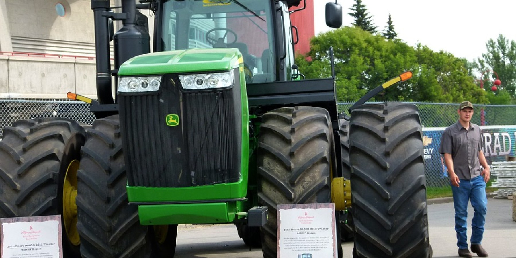 Traktoren starten auch in Münster – Verkehrsbehinderungen sind unvermeidbar