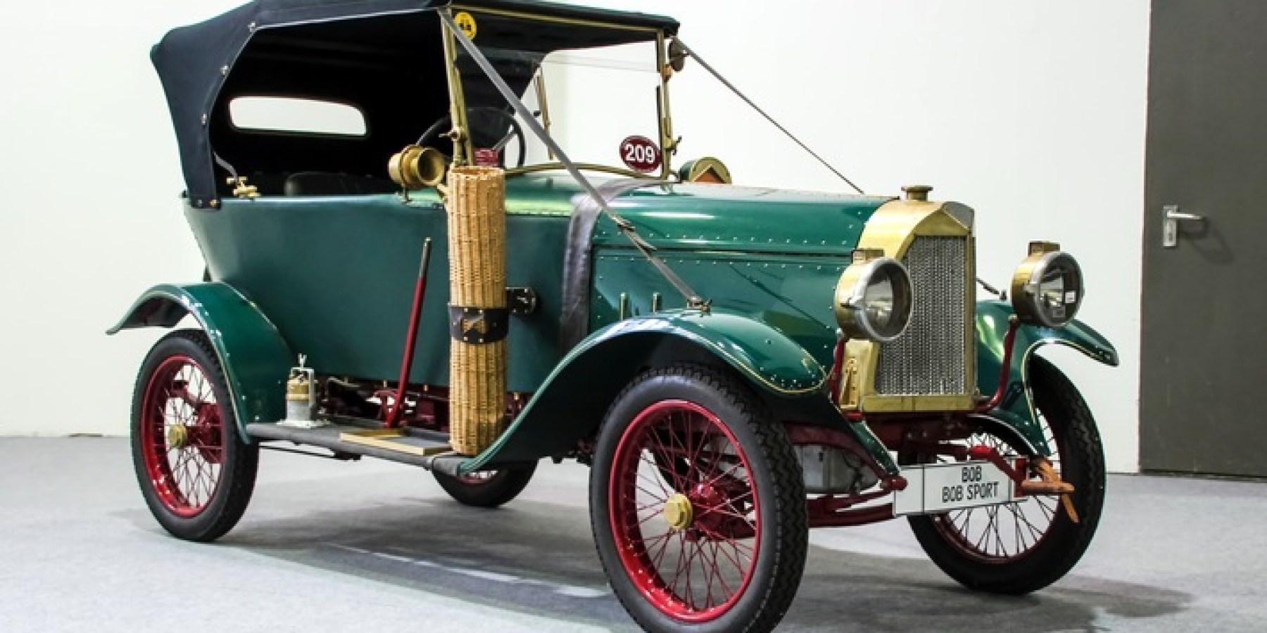 Sonderschau zeigt einzige verbliebene Exemplare aus der Blütezeit des Berliner Automobilbaus