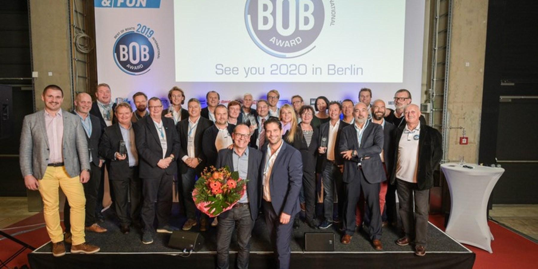 Best of Boats Award 2019: Sieger stehen fest