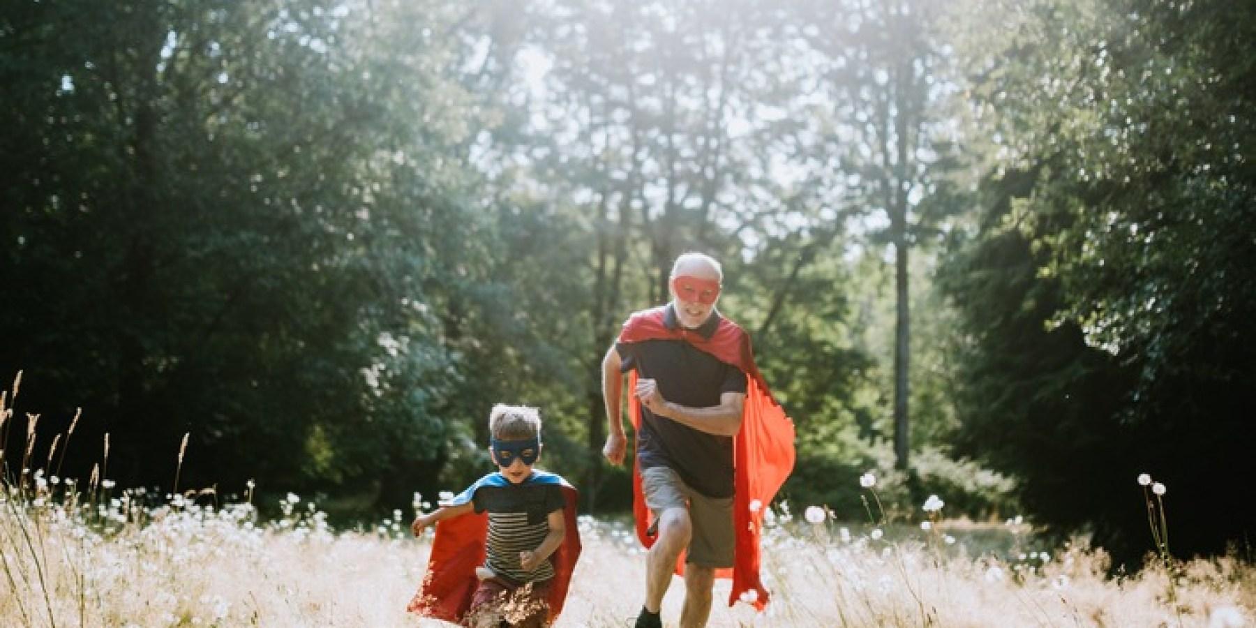 Spielen ist für Opa und Oma das beste Anti-Aging-Mittel