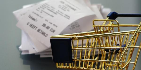 Elektronischer Kassenbon per Mail spart Papier ein