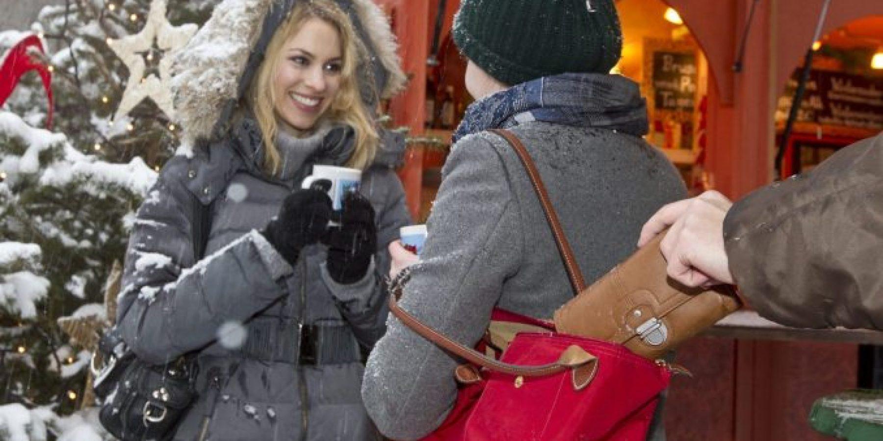 Taschendiebe auf dem Weihnachtsmarkt