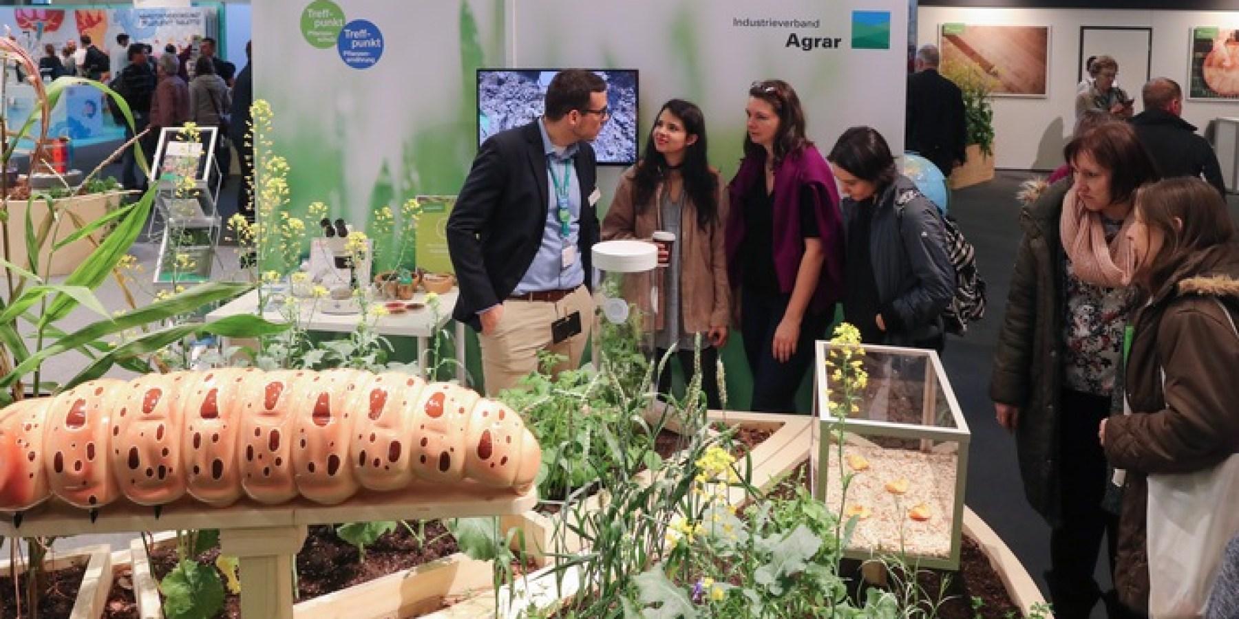 ErlebnisBauernhof rund um den Klimaschutz in der Landwirtschaft