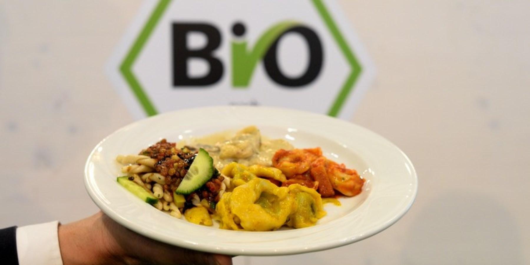Markthalle lockt mit Streetfood und Bio