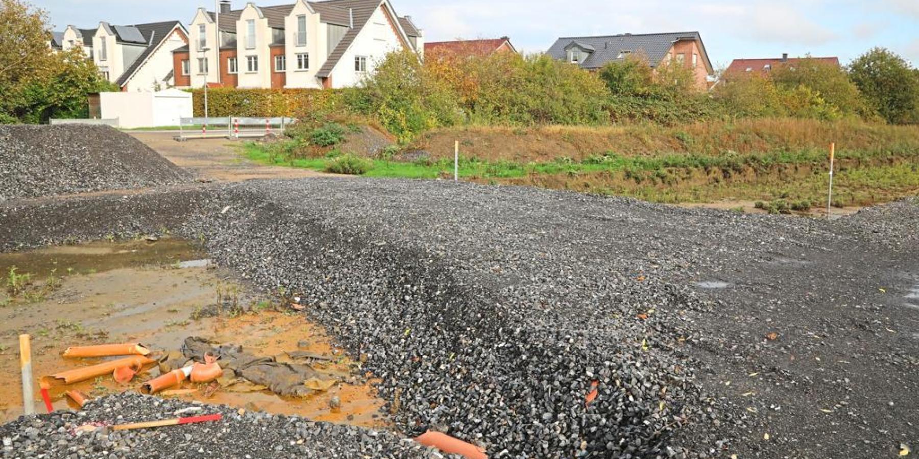 18 Bauplätze nahe Kappenberger Damm
