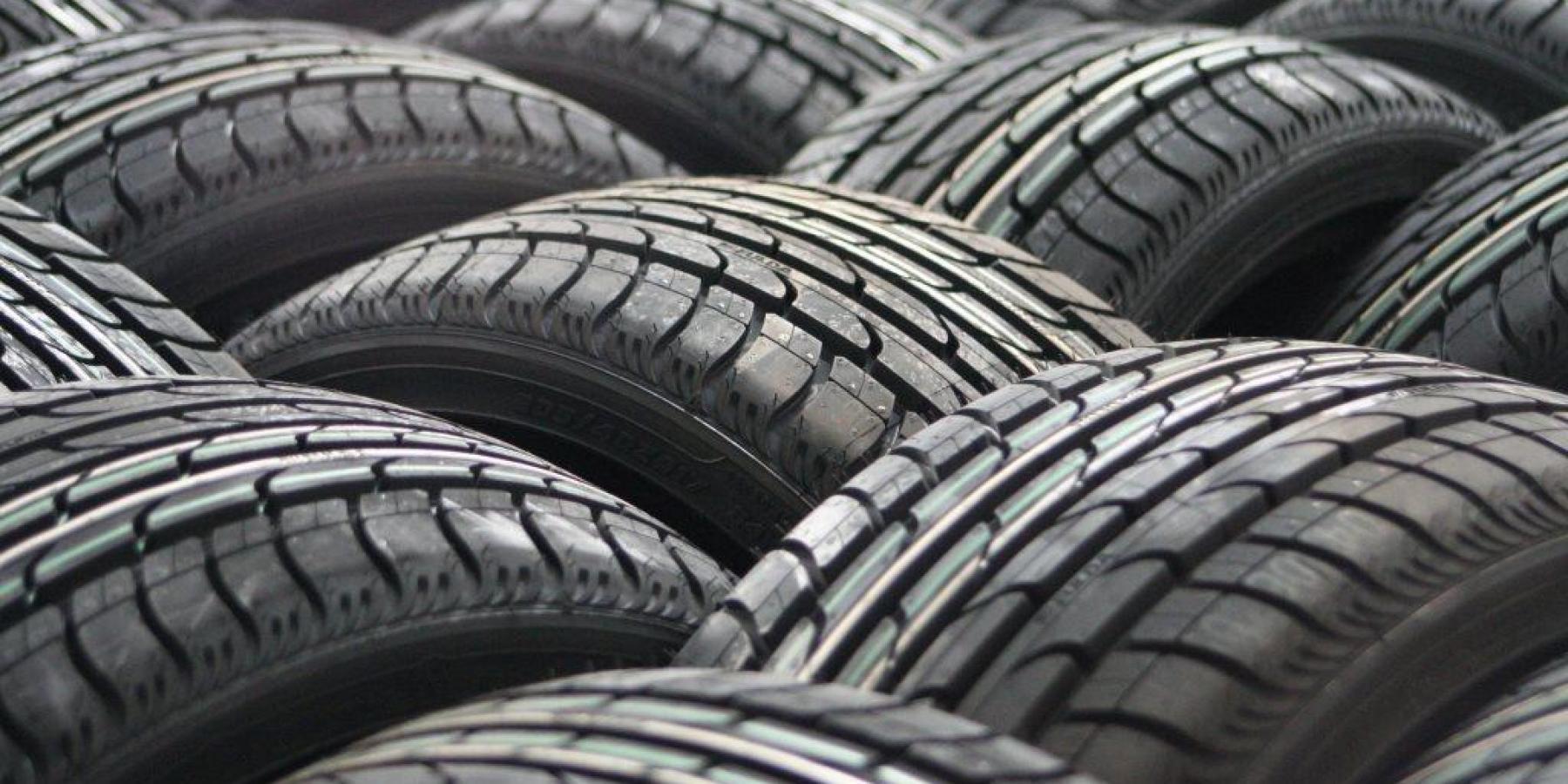 40 Reifen und Felgen gestohlen