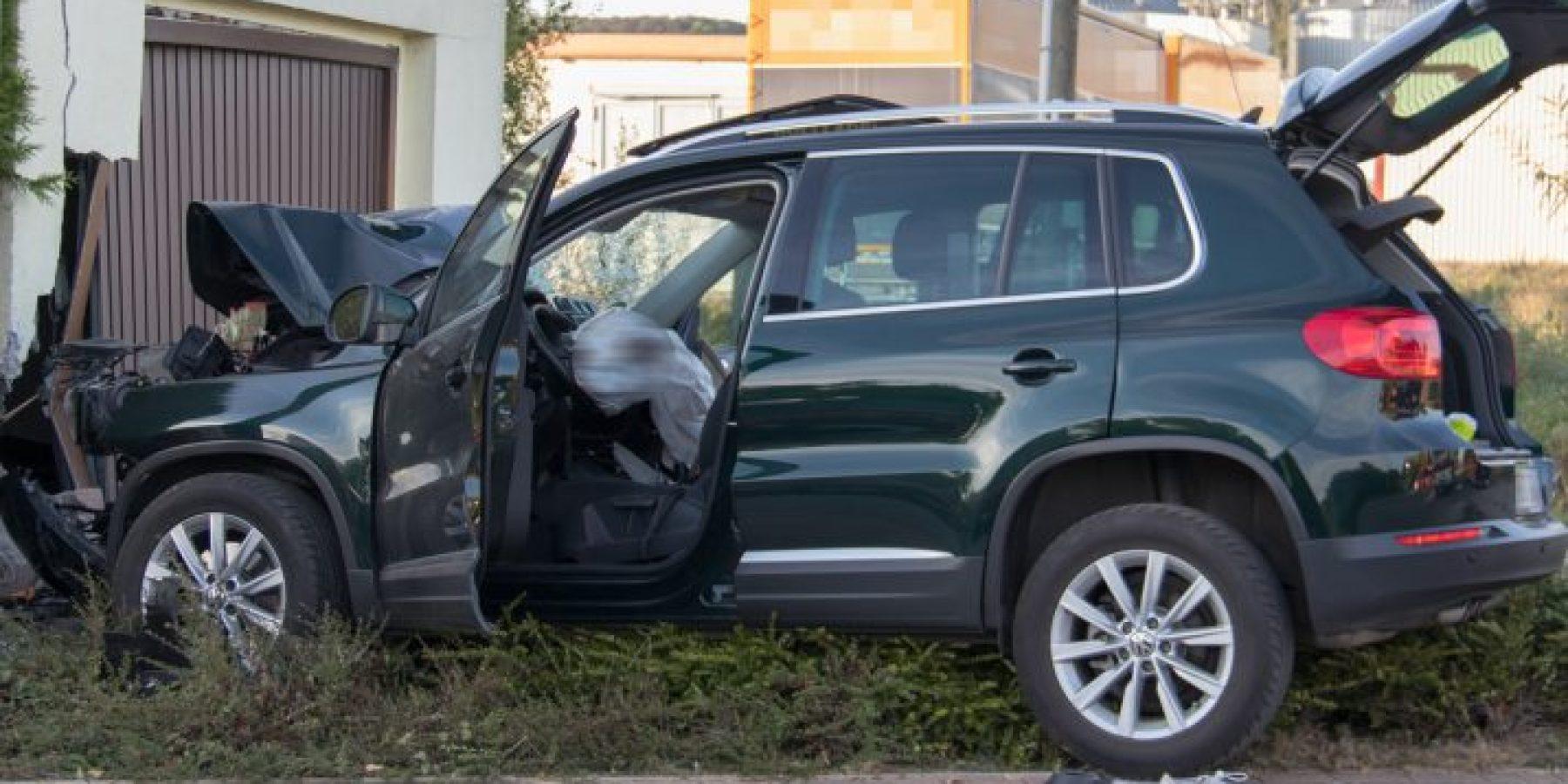 Tödlicher Unglücksfall am Rilkeweg