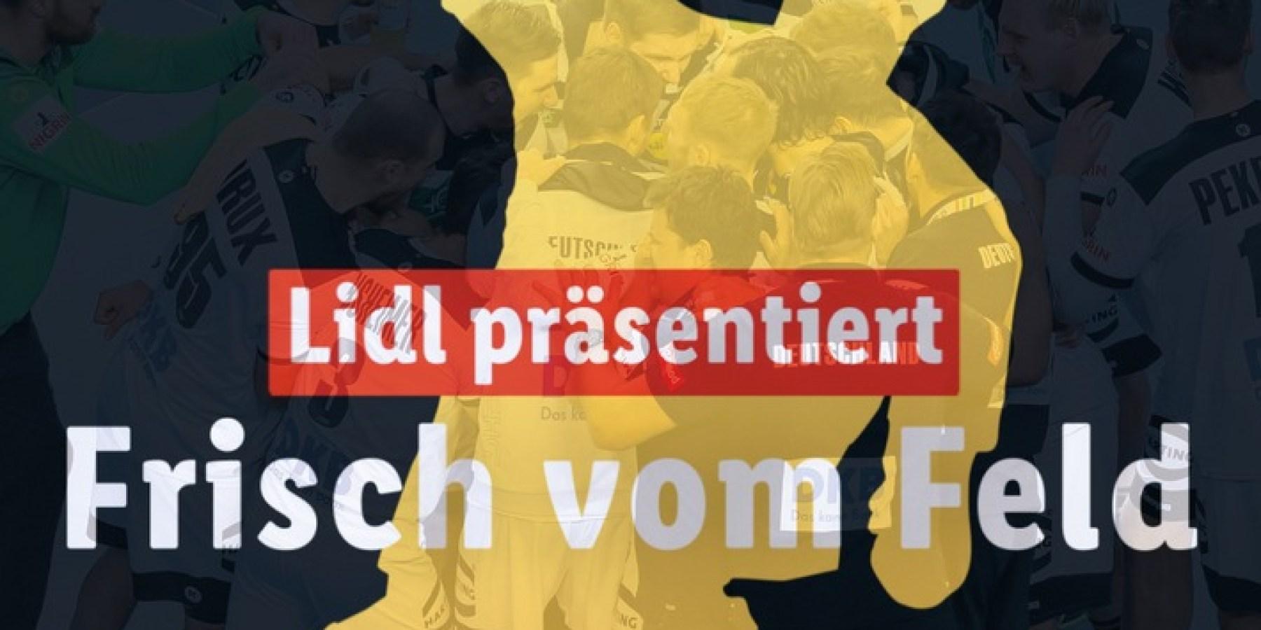 """""""Frisch vom Feld"""": Die Handball-Highlights der EM mit Lidl erleben"""