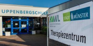 Therapiezentrum in der Uppenberg-Schule
