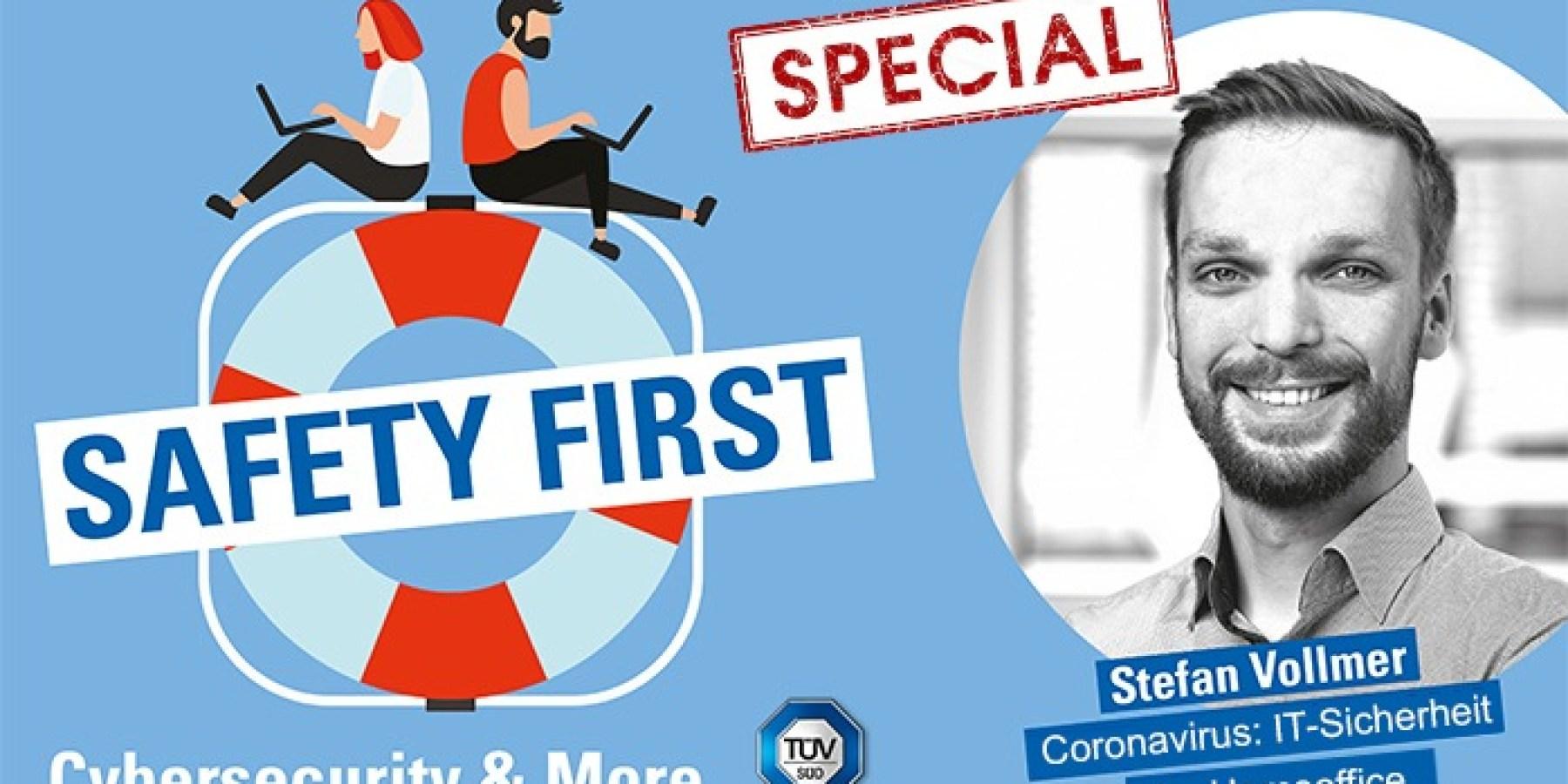 Safety First: IT-Sicherheit im Homeoffice