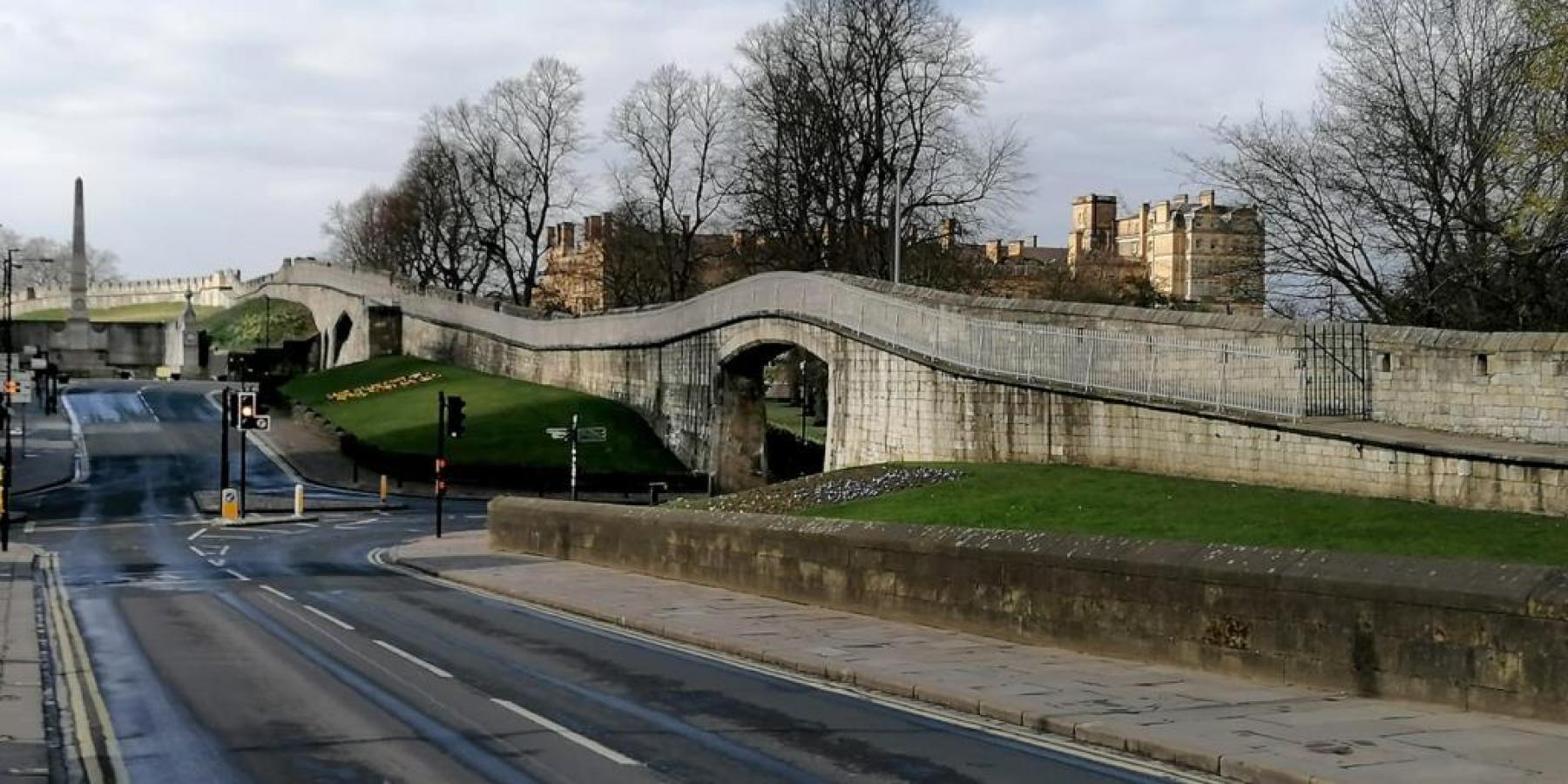 Corona: York lebt mit strengen Ausgangsregelungen