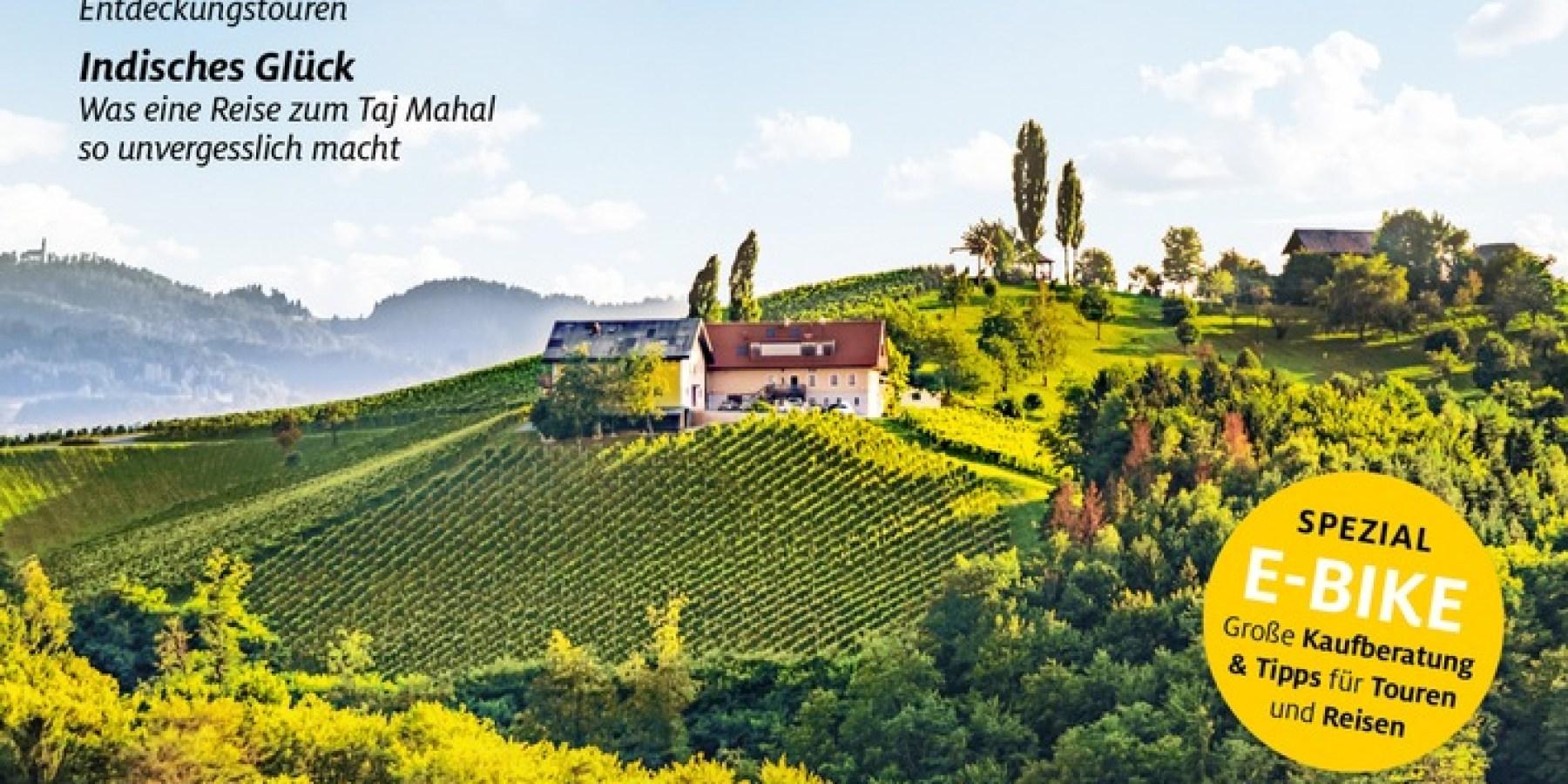 Johann Lafer im ADAC REISEMAGAZIN: So schmeckt die Steiermark