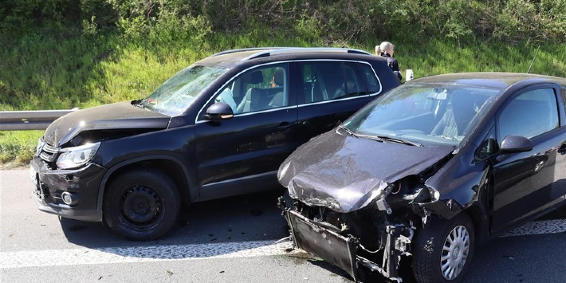 Unfall auf der A 43 – Ein Schwerverletzter und 17.500 Euro Sachschaden