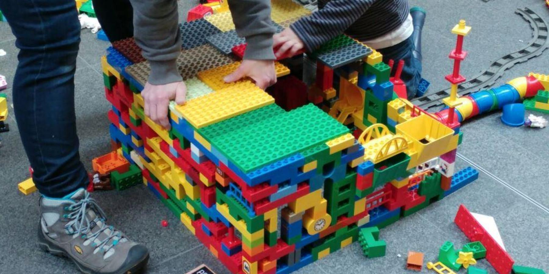 Lego-Bauwettbewerb: Abstimmung läuft
