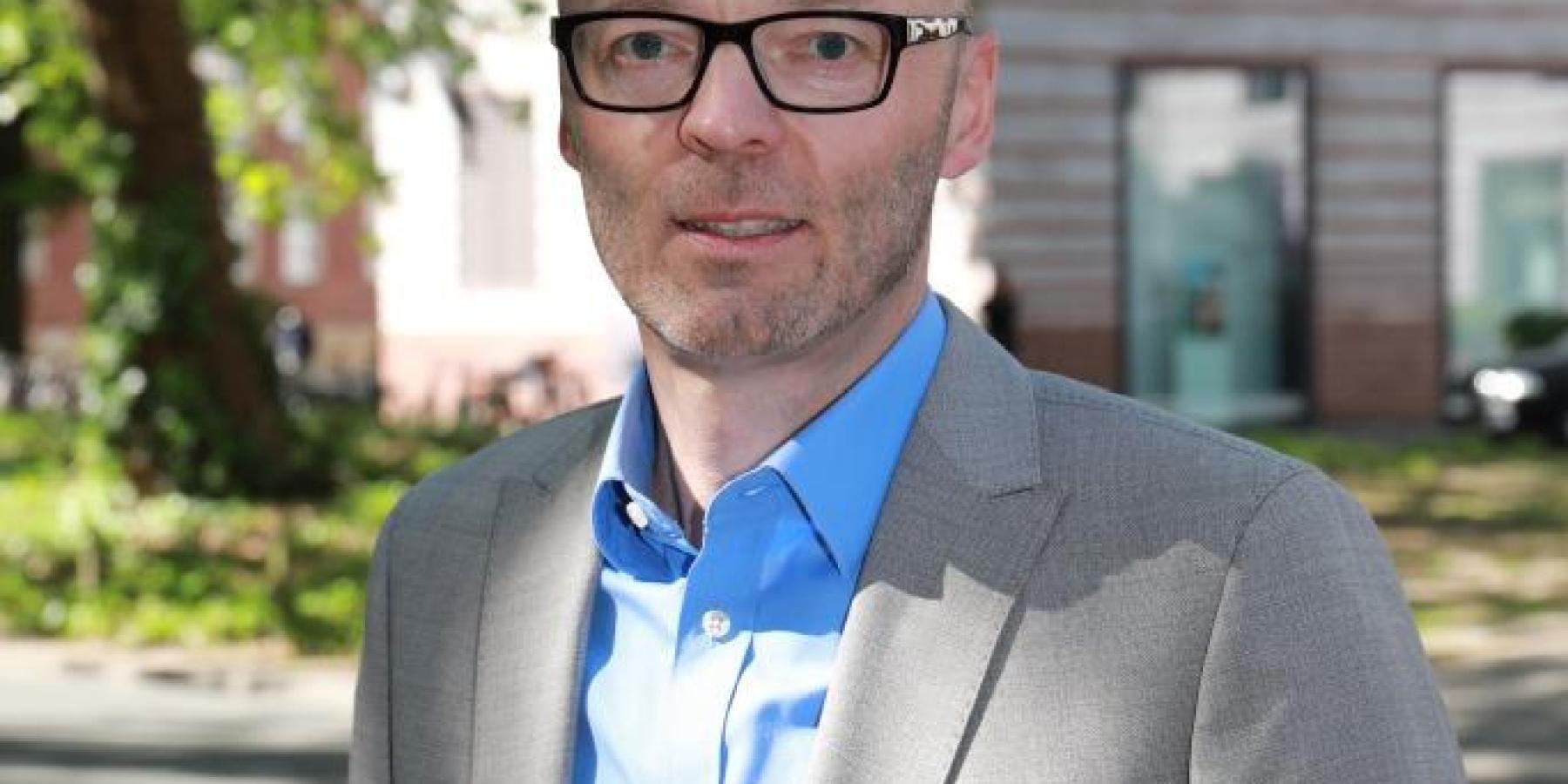 Norbert Vechtel leitet Ordnungsamt