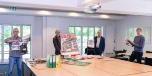 Kampf um Frauenstraße 24 wird Archivgut