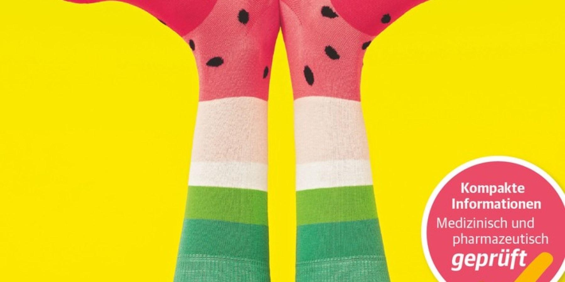 Diabetes: So bleiben die Füße stark und gesund