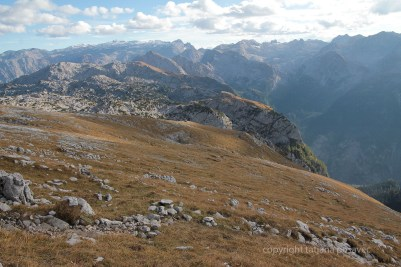 Die Hochfläche des Kahlersberges