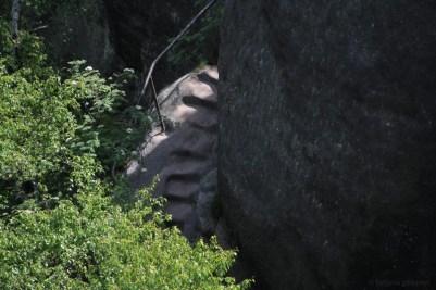 Felstreppe