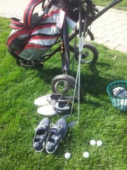 Praktisch für Golfer