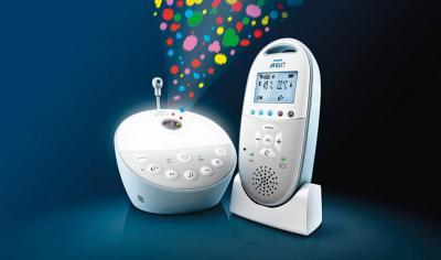 SCD580 Babyphone Philips