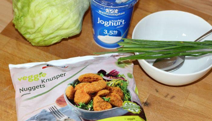 veggie Knusper Nuggets von bofrost