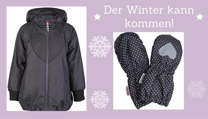 Winter kann kommen!