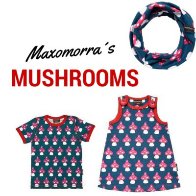 Mushrooms Maxomorra