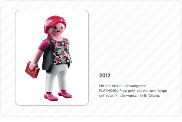 2012 Playmobil schwanger