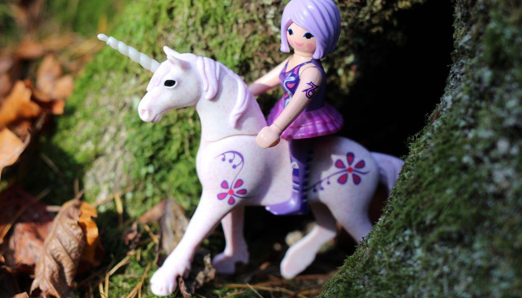 Grenzenlose Fantasie mit Playmobil