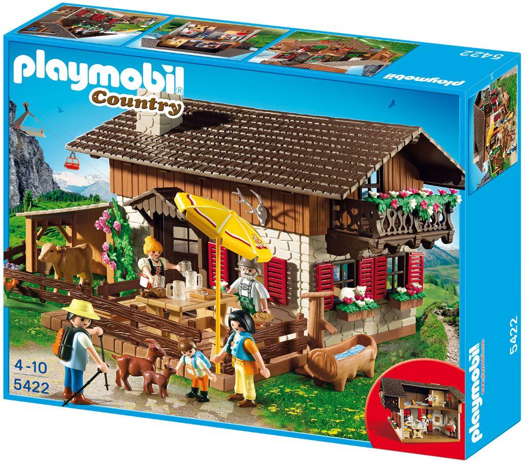 Playmobil Almhütte