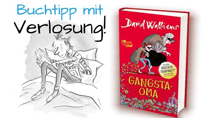 Buchtipp: Gangsta-Oma – auch Omas haben Geheimnisse