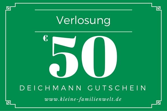 Deichmann Gutschein gewinnen