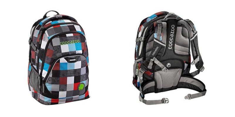 Unser neuer Schulrucksack von Coocazoo